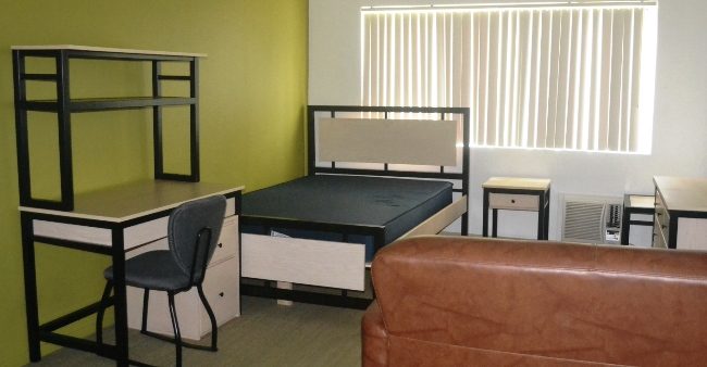 Go For The Best Studio Apartments Near USC Campus For Some Privacy